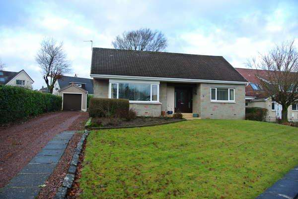 2 Bedrooms Detached Bungalow for sale in 3 Dunavon Crescent, Strathaven, ML10 6HB