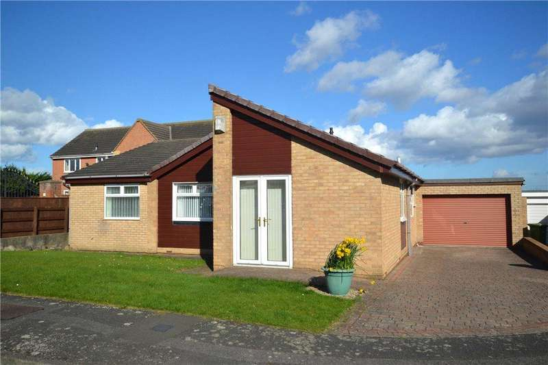 3 Bedrooms Detached Bungalow for sale in Busby Way, Yarm, Stockton-On-Tees