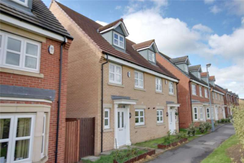 4 Bedrooms Semi Detached House for rent in Hillbrook Crescent, Ingleby Barwick