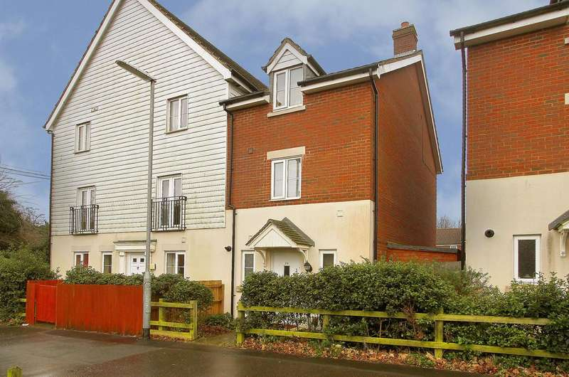 3 Bedrooms End Of Terrace House for sale in Whistlefish Court, Norwich