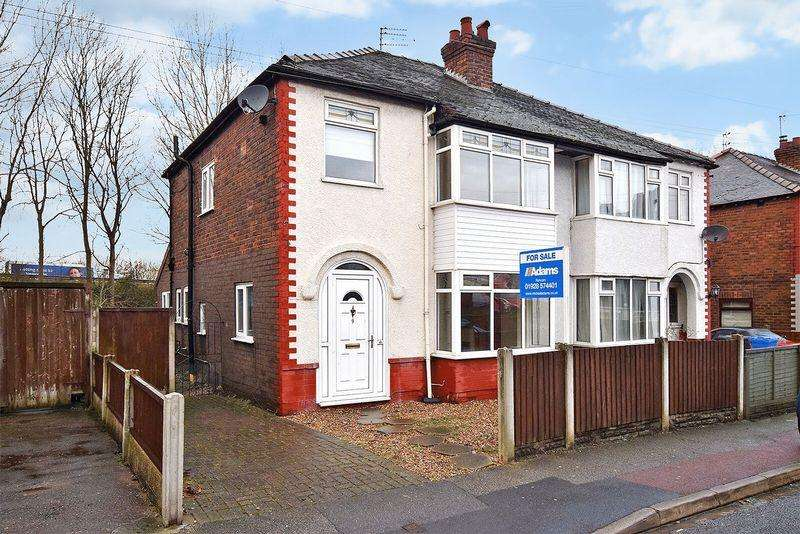 3 Bedrooms Semi Detached House for sale in Russell Road, Runcorn