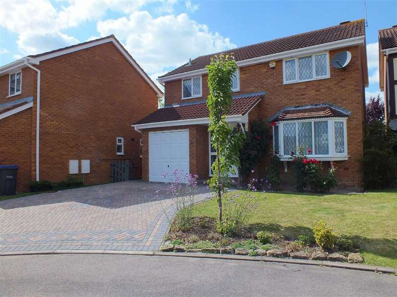 4 Bedrooms Detached House for sale in Shrewton Close, Trowbridge, Wiltshire, BA14