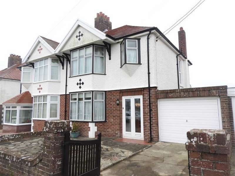 3 Bedrooms Semi Detached House for sale in Greenland Meadows, CARDIGAN