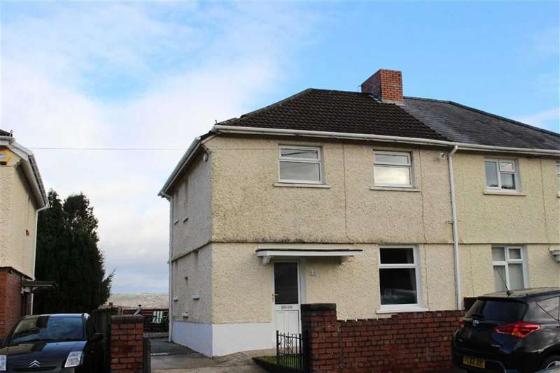 3 Bedrooms Semi Detached House for sale in Mount Pleasant, Gowerton