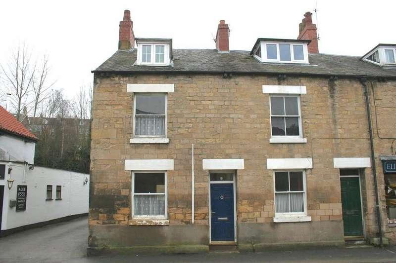 3 Bedrooms End Of Terrace House for rent in 10 Park Street, Pickering YO18 7AJ