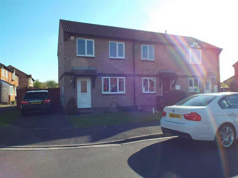 2 Bedrooms Semi Detached House for rent in Linley Close, Bridgwater