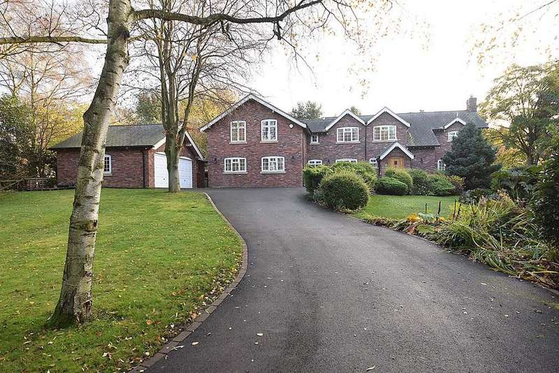 5 Bedrooms Country House Character Property for sale in Hobb Lane, Moore