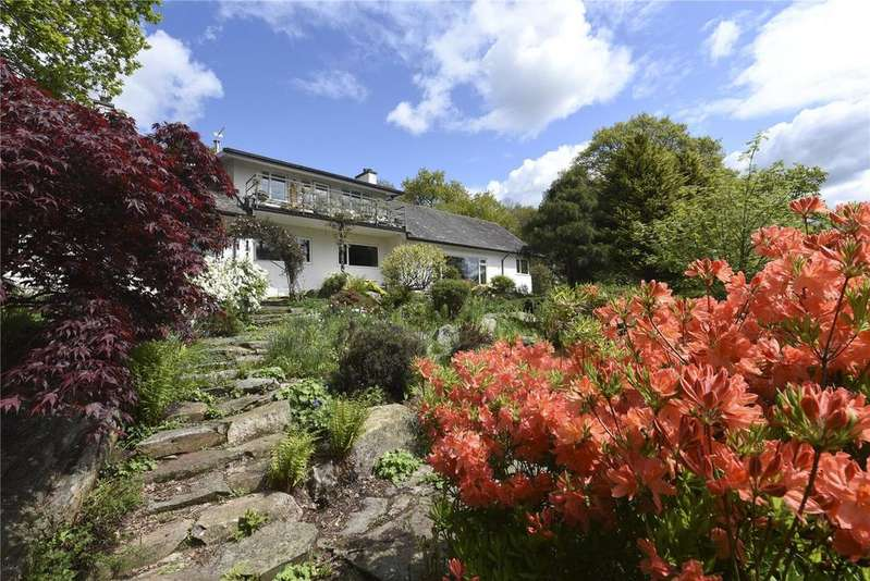 5 Bedrooms Detached House for sale in Grimmstane, Forneth, Blairgowrie, Perthshire