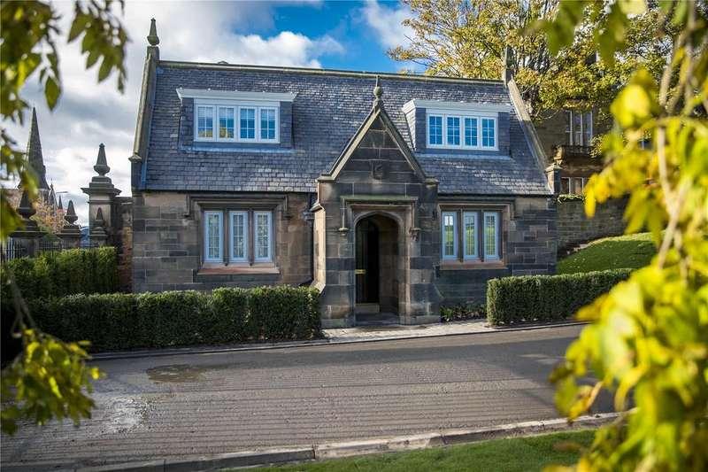 2 Bedrooms Detached House for sale in West Lodge, Donaldson's, West Coates, Edinburgh, Midlothian