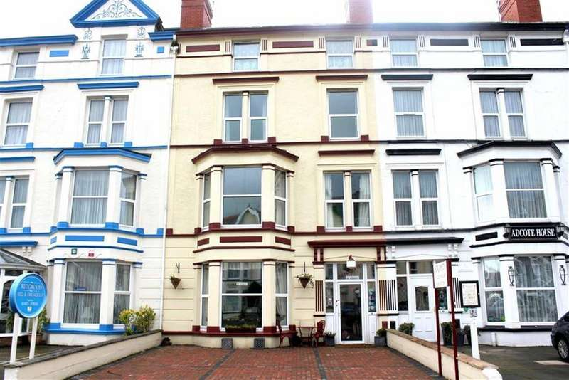 9 Bedrooms Guest House Commercial for sale in Deganwy Avenue, Llandudno, Conwy