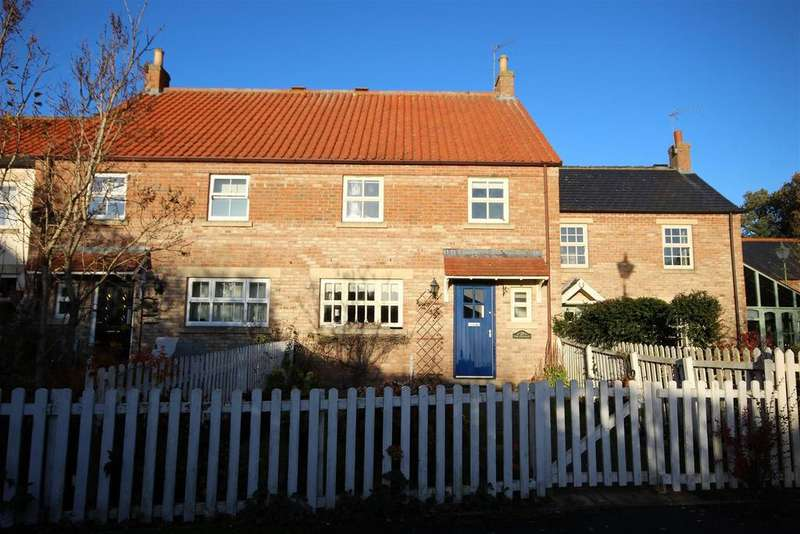3 Bedrooms Terraced House for sale in The Granary, Wynyard, Billingham