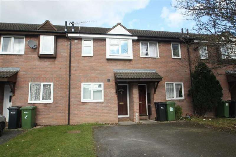 2 Bedrooms Terraced House for rent in Asquith Close, CITY CENTRE, Hereford, Hereford