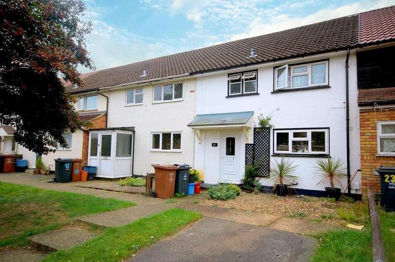 3 Bedrooms Terraced House for sale in Parkers Field, Stevenage