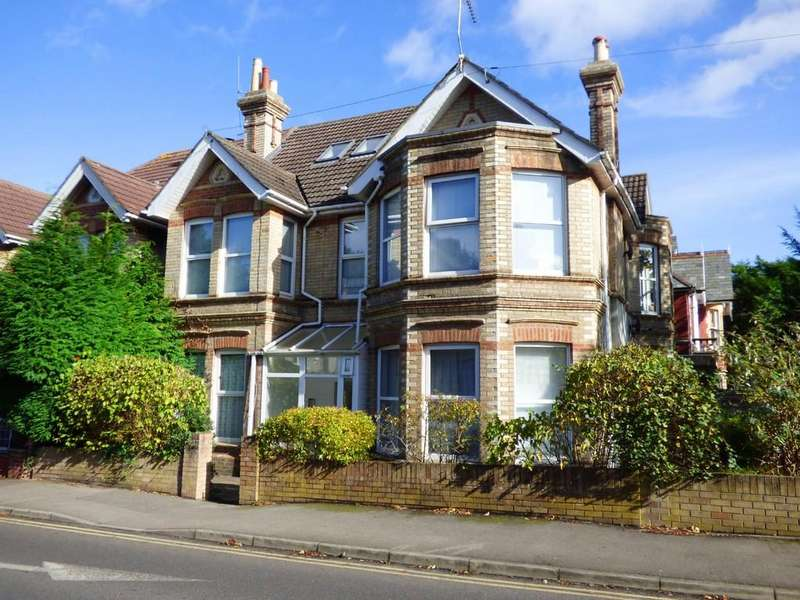 1 Bedroom Apartment Flat for sale in LOWER PARKSTONE