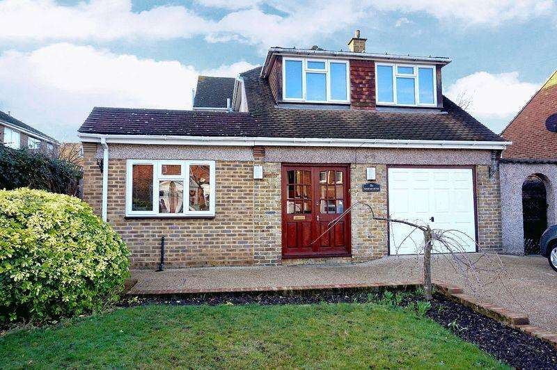 4 Bedrooms Detached House for sale in Highview Road, Sidcup