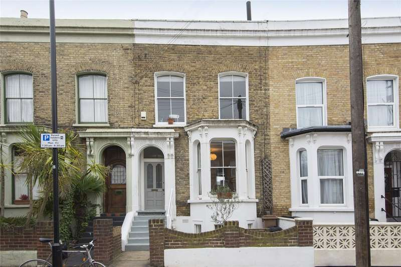 2 Bedrooms Flat for sale in Mayola Road, London, E5