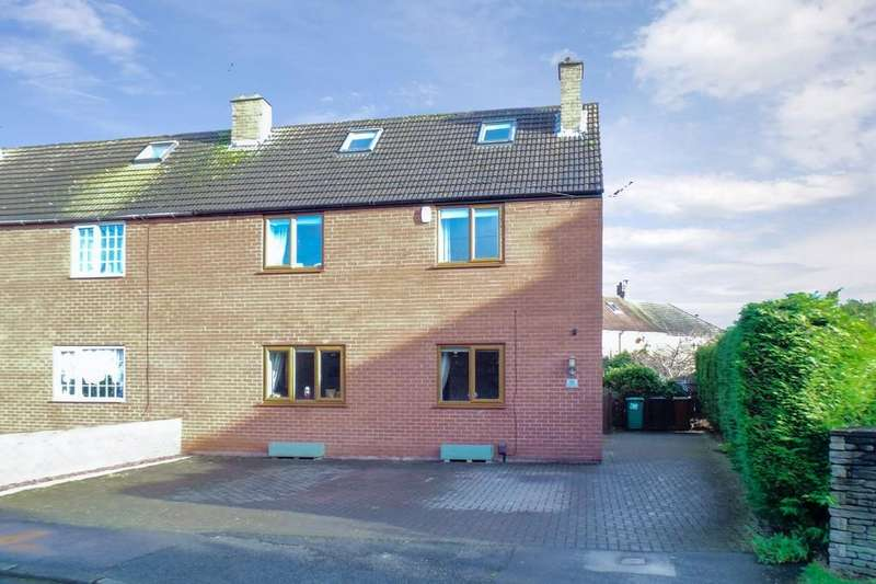 3 Bedrooms Semi Detached House for sale in 28 Ainsty Crescent, Wetherby, LS22 7QR
