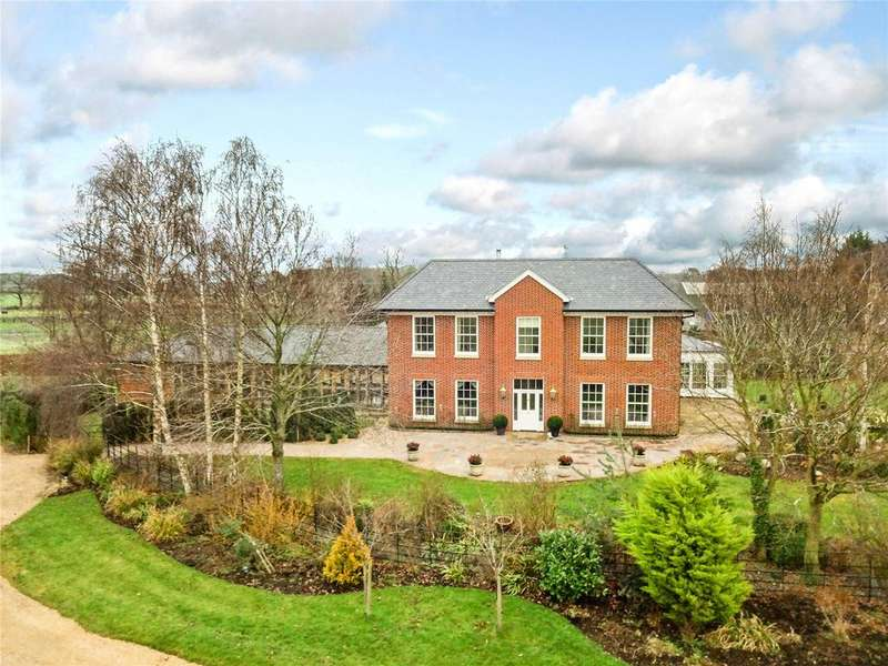 5 Bedrooms Country House Character Property for sale in Hothorpe, Theddingworth, Lutterworth, Leicestershire