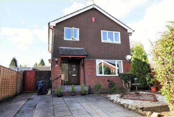 4 Bedrooms House for sale in Rhiwlas, Thornhill, Cardiff