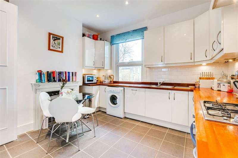 2 Bedrooms Flat for sale in Trefoil Road, Wandsworth, London