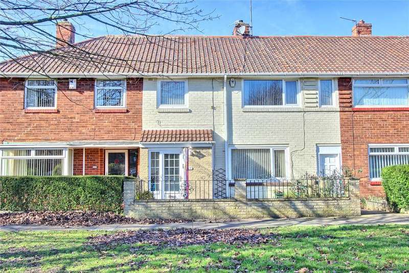 4 Bedrooms Terraced House for sale in Hereford Close, Linthorpe
