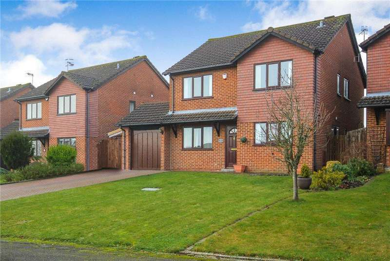 4 Bedrooms Detached House for sale in Mount Pleasant, Pershore, Worcestershire, WR10