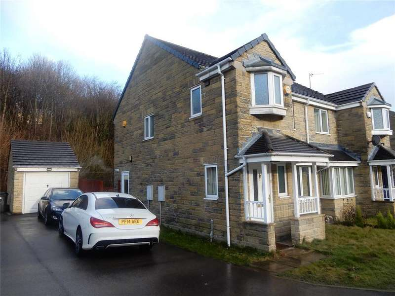 3 Bedrooms Semi Detached House for rent in Middlemost Close, Birkby, Huddersfield, HD2