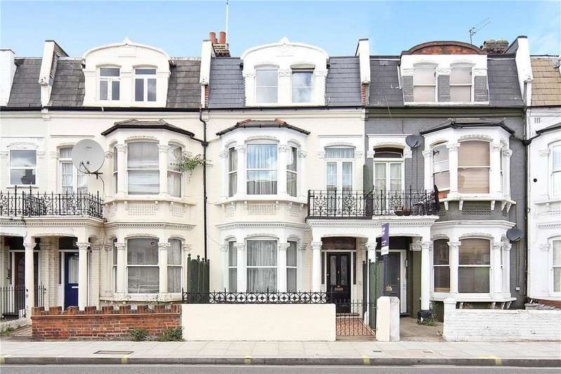 4 Bedrooms Terraced House for sale in Dawes Road, Fulham, SW6