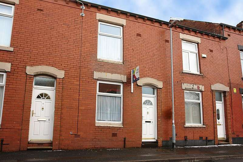 4 Bedrooms Terraced House for sale in Tilbury Street, Oldham