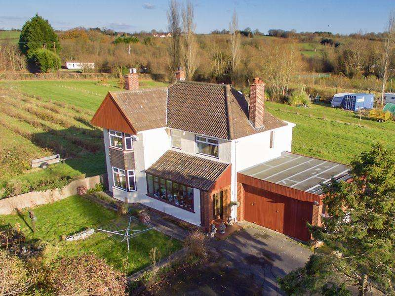4 Bedrooms Detached House for sale in Bonhill Road, Bishop Sutton