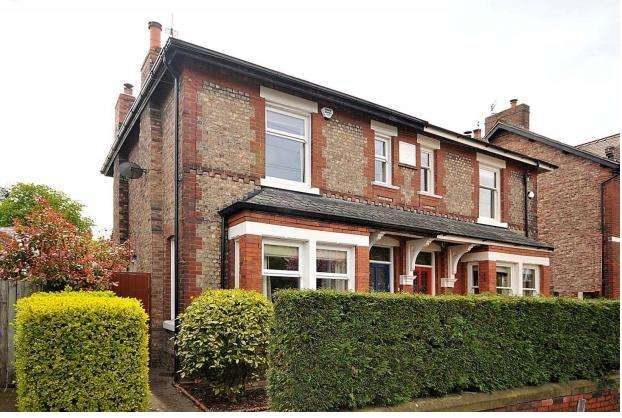 4 Bedrooms Semi Detached House for sale in Whitefield Road, STOCKTON HEATH, Warrington, WA4