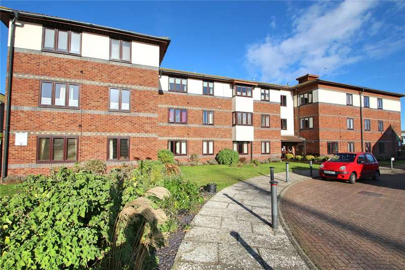 2 Bedrooms Retirement Property for sale in Birch Tree Court, Park Road, Worthing, BN11