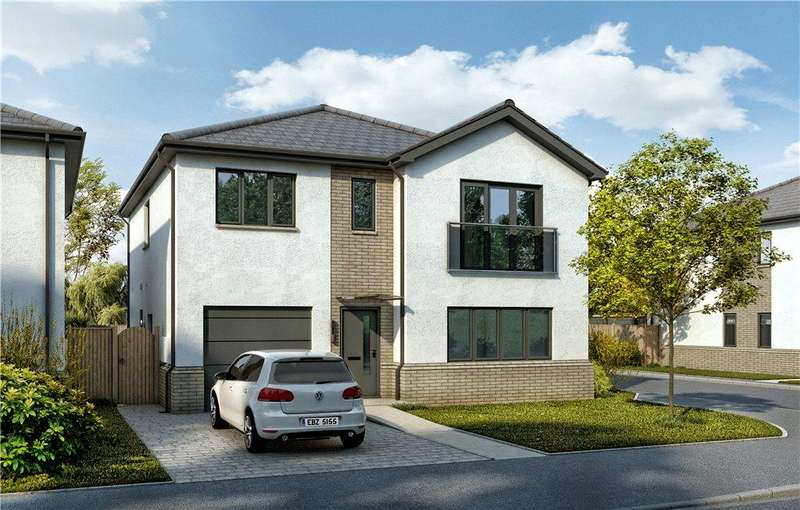 4 Bedrooms Detached House for sale in GREENWOOD PLOT 5, High Moor Avenue, Leeds, West Yorkshire