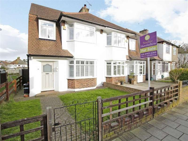 4 Bedrooms Semi Detached House for sale in Baston Road, Hayes, Kent