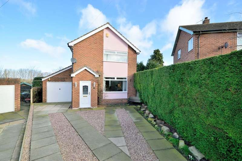 3 Bedrooms Detached House for sale in Hallastone Road, Helsby, Frodsham, WA6