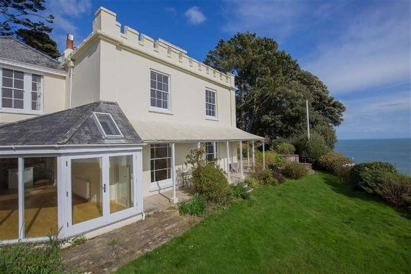 6 Bedrooms Detached House for rent in Strete, Dartmouth, Devon, TQ6