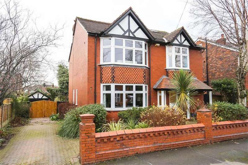 4 Bedrooms Detached House for sale in Claremont Avenue, Heaton Chapel