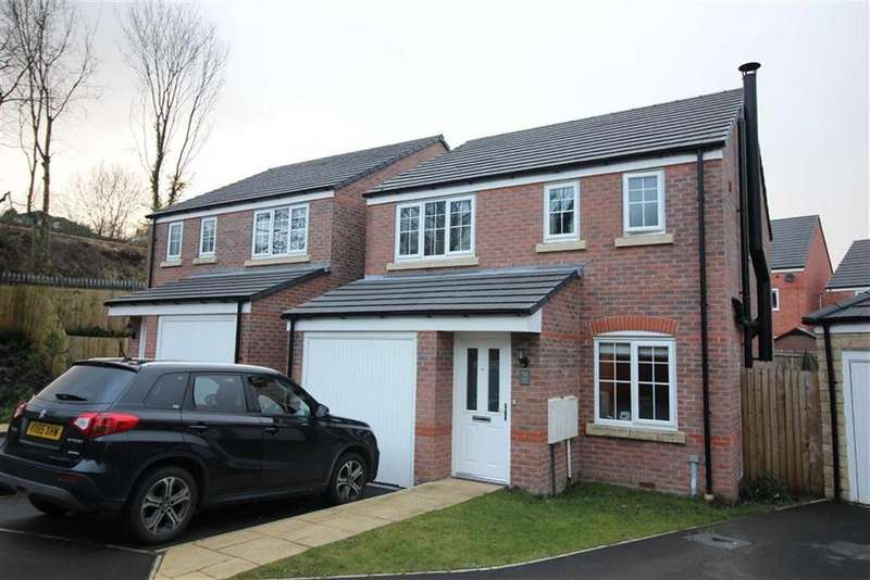 3 Bedrooms Detached House for sale in Duddy Road, Disley, Stockport, Cheshire