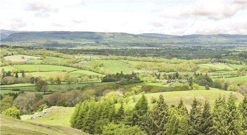 9 Bedrooms Farm Commercial for sale in Maesgwynne Hall Estate, Howey, Nr Builth Wells, Powys, LD1