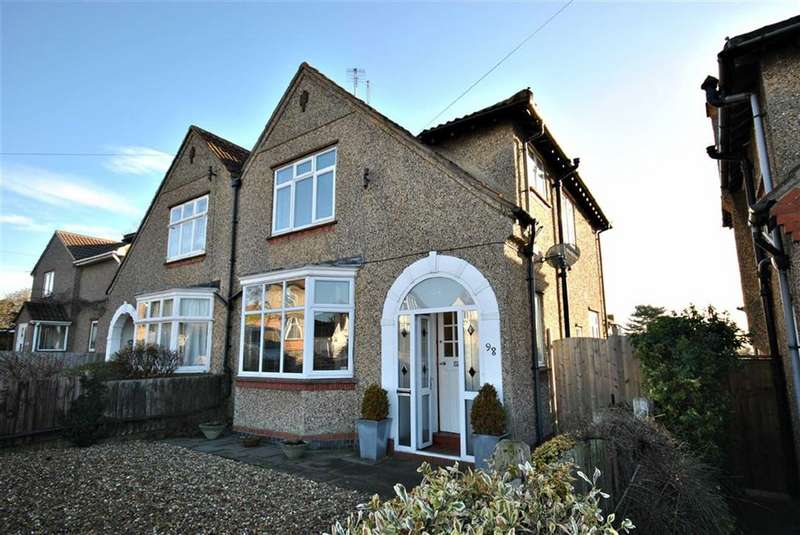 3 Bedrooms Semi Detached House for sale in Weston Favell