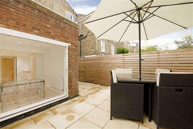 2 Bedrooms Flat for sale in Saltram Crescent, Maida Hill, W9