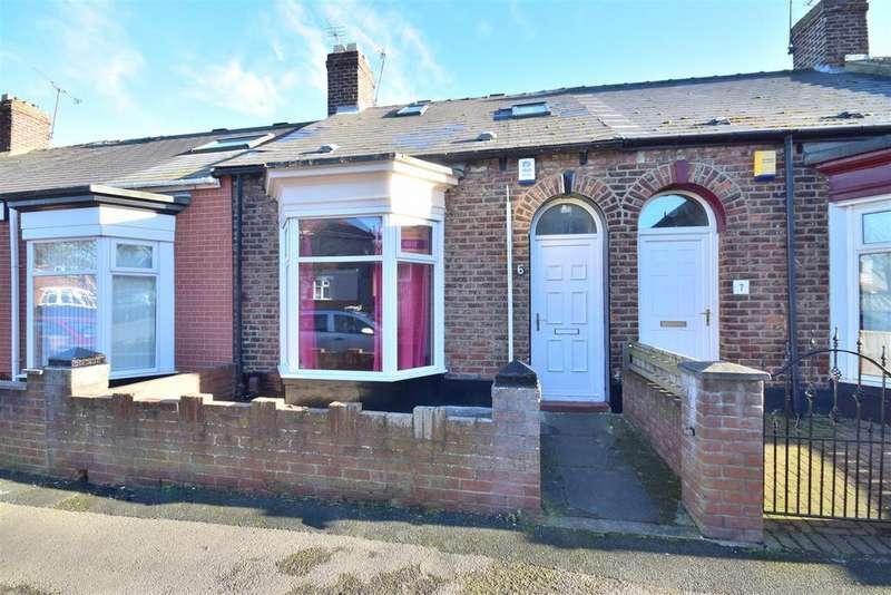 3 Bedrooms Cottage House for sale in Plantation Road, Pallion, Sunderland