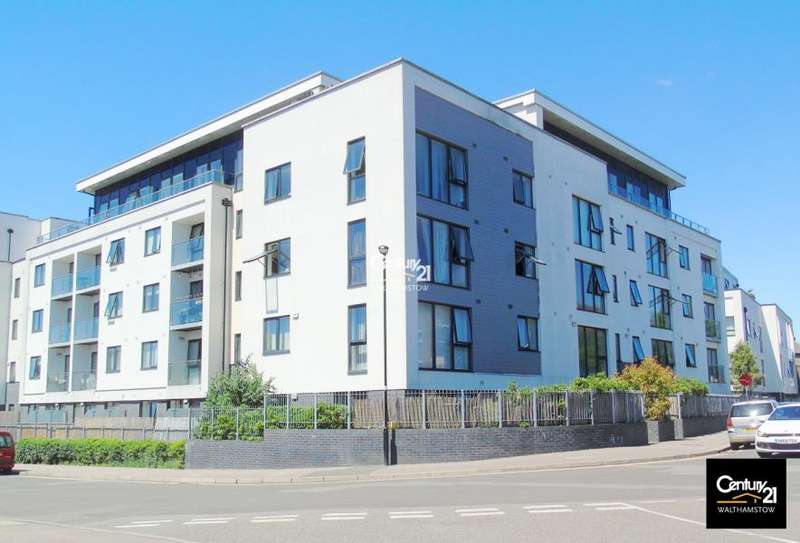 2 Bedrooms Flat for sale in Balcony Suite, Vemmum Court, Hillyfield, Walthamstow E17