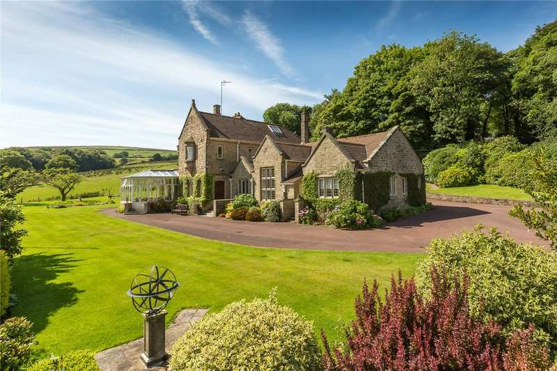 4 Bedrooms Detached House for sale in Tor Side, Rossendale, Lancashire, BB4