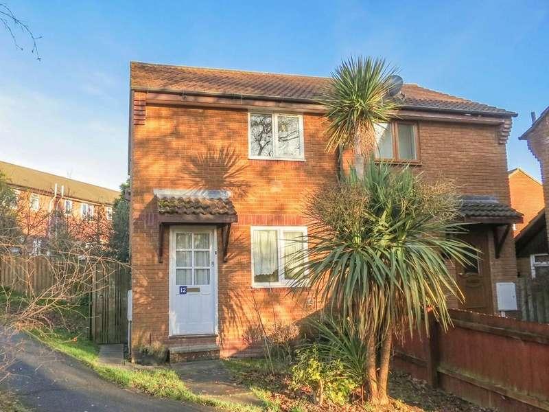 2 Bedrooms Semi Detached House for sale in Prince Rupert Way, Heathfield, Newton Abbot