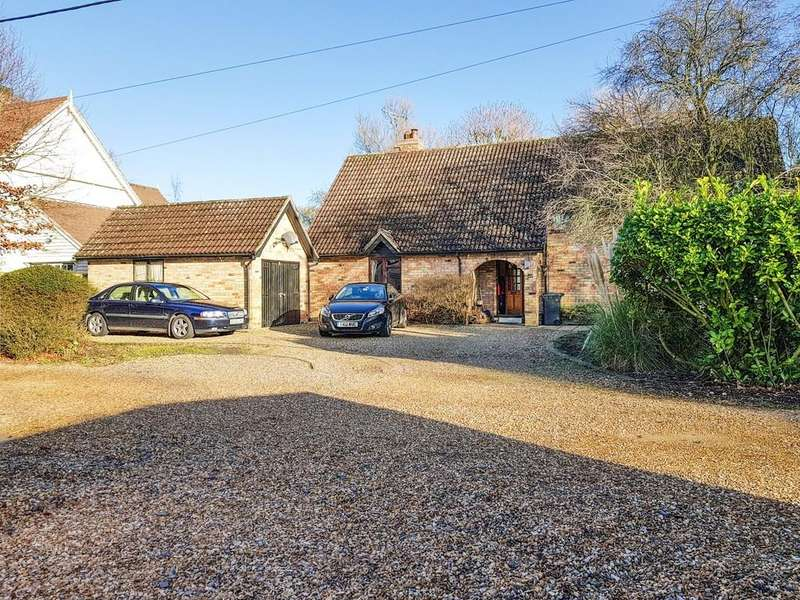 4 Bedrooms Chalet House for sale in The Street, Lidgate