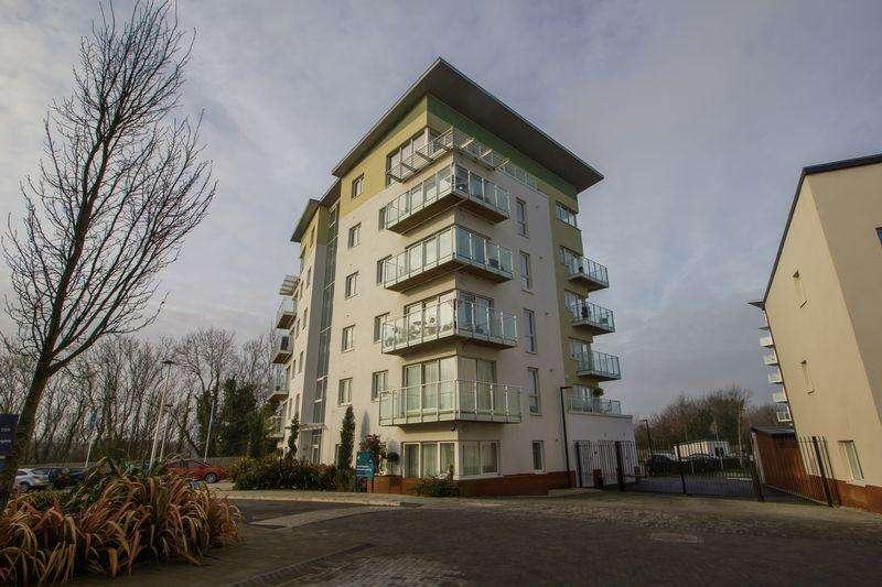 2 Bedrooms Apartment Flat for sale in Trem Elai, Penarth