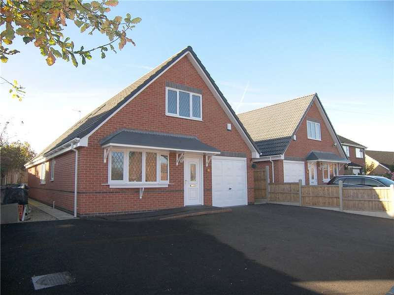 4 Bedrooms Detached Bungalow for sale in The Hamlet, South Normanton, Alfreton, Derbyshire, DE55