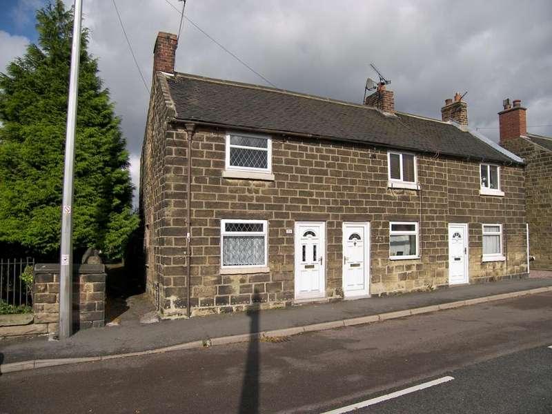 1 Bedroom Terraced House for rent in Holbrook Road, Belper, Derbyshire, DE56