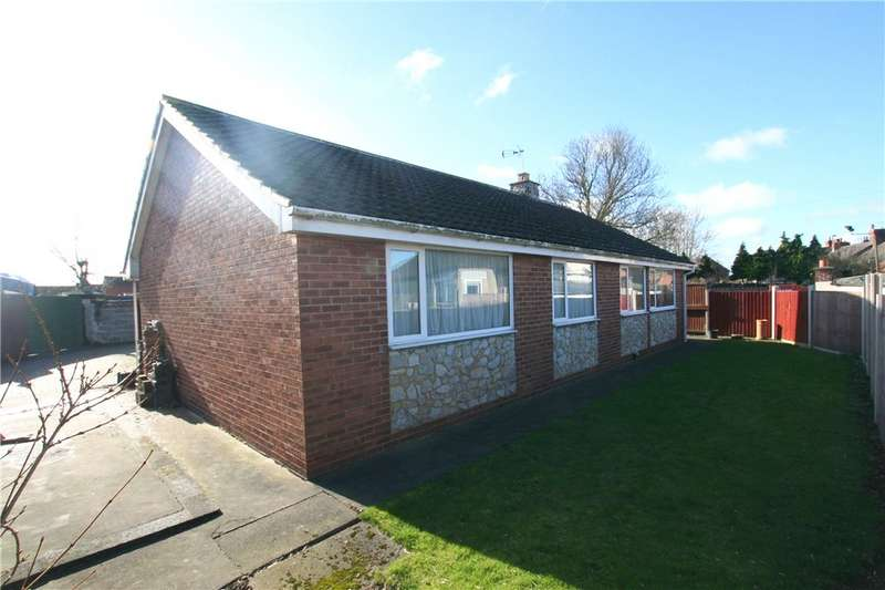 3 Bedrooms Detached Bungalow for sale in Derby Road, Heanor, Derbyshire, DE75